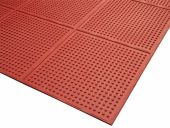 Multi Mat II Solid Red